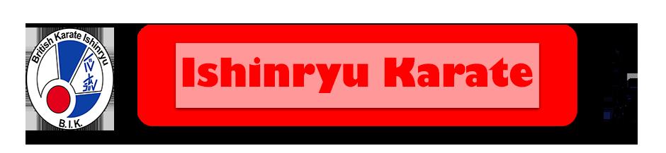 Ishinryu Header Image